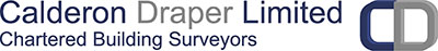 Calderon Draper – Building Surveyor in Bromley in Kent Logo